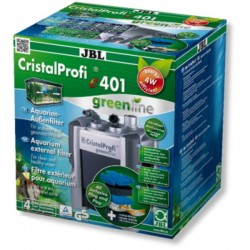 JBL CRISTAL PROFI E 401 GREENLINE - 450 L/H