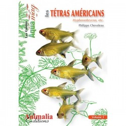 le GUIDE AQUAMAG LES TETRAS AMERICAINS VOLUME 1