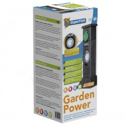 MULTI PRISE GARDEN POWER SUPERFISH