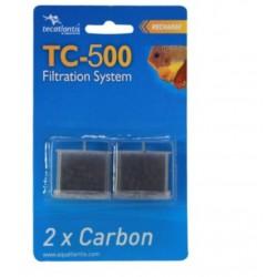 CARTOUCHE CHARBON TC500 TECATLANTIS