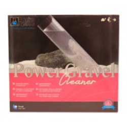ASPIRATEUR POWER GRAVEL CLEANNER SMALL AQUARIUM SYSTEMS
