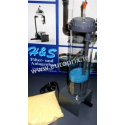 DENITRATEUR H&S 110-F1000 pour aqua jusque 1000 litres