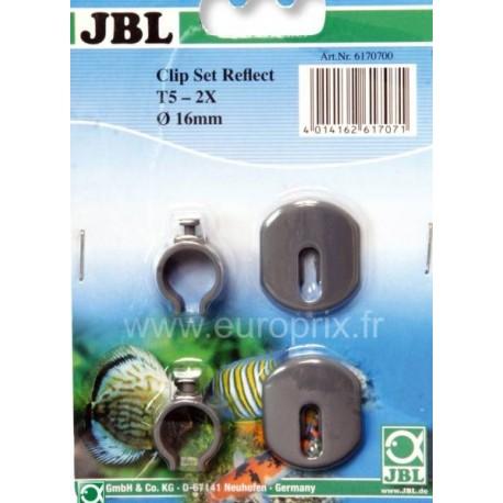 JBL CLIP T5 PLASTIQUE - lot de 2