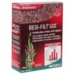RESI FILT CLEAN WATER - 480gr