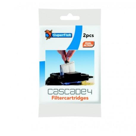CARTOUCHES DE FILTRATION POUR CASCADE4