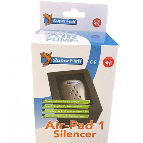 AIR PAD 1 SILENCER SUPERFISH