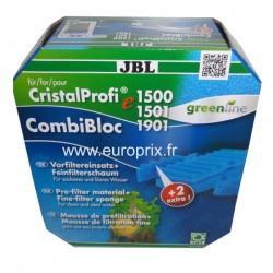 MOUSSE JBL COMBIBLOC POUR CRISTAL PROFI e1500/1 - e1901