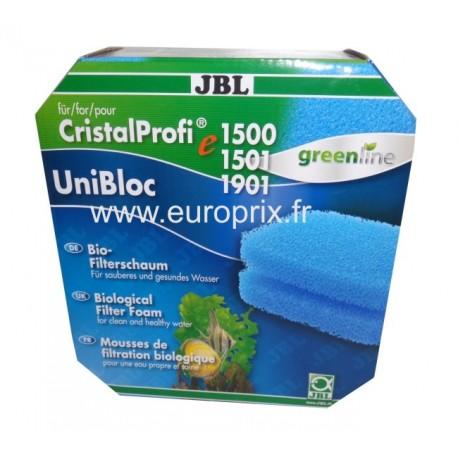 MOUSSE JBL UNIBLOC POUR CRISTAL PROFI e1500/1 - e1901