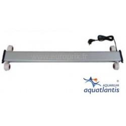 RAMPE D'ECLAIRAGE AQUATLANTIS 2X28W POUR AMBIANCE / EVASION 80CM