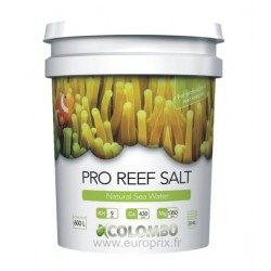 COLOMBO PRO REEF SALT - 22kg SEAU