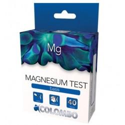 TEST COLOMBO MARINE MAGNESIUM