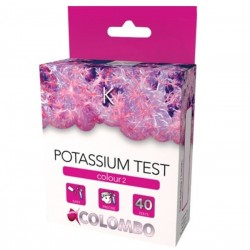 TEST COLOMBO MARINE POTASSIUM