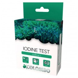 TEST COLOMBO MARINE IODINE