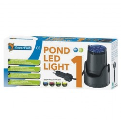POND LED LIGHT 1 SUPERFISH