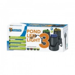 POND LED LIGHT 3 SUPERFISH