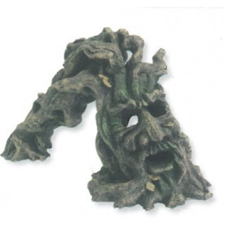 SUPERFISH DECO WOOD TREE MONSTER M