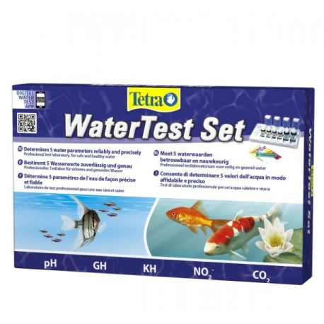 WATERTEST SET TETRA