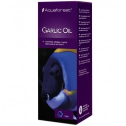 GARLIC OIL AQUAFOREST 50ML