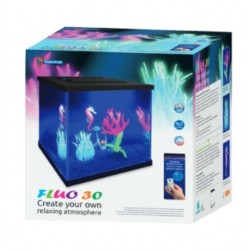 AQUARIUM SUPERFISH FLUO 30