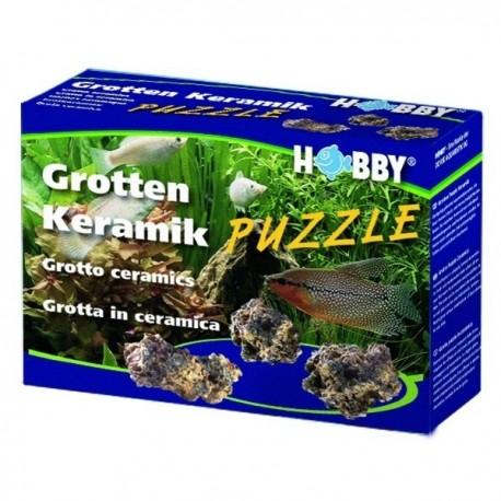 GROTTEN KERAMIK PUZZLE HOBBY 1.2kg