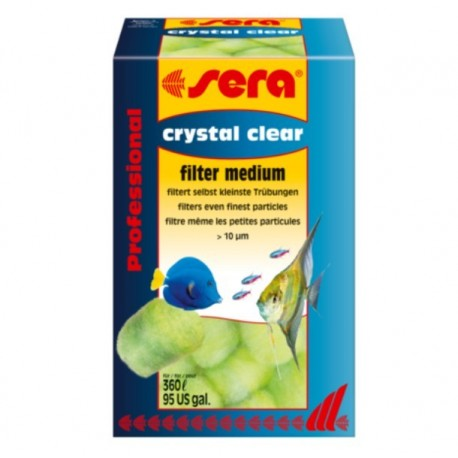 SERA CRYSTAL CLEAR 12 PIECES