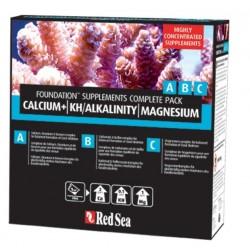RED SEA REEF FOUNDATION ABC - 3x250ml