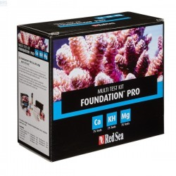 RED SEA MULTI TEST KIT FOUNDATION PRO CA-KH-Mg