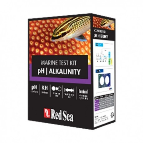RED SEA MARINE TEST KIT PH/KH
