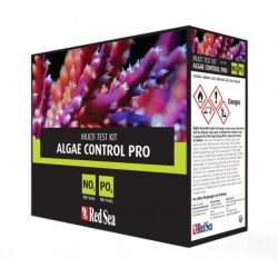 RED SEA ALGAE CONTROL PRO MULTI TEST KIT NO3 / PO4