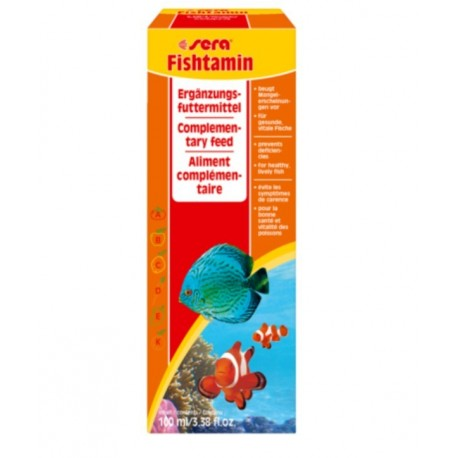 SERA FISHTAMIN 15ML