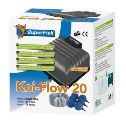 SUPERFISH KOI FLOW 20 - 1200L/H