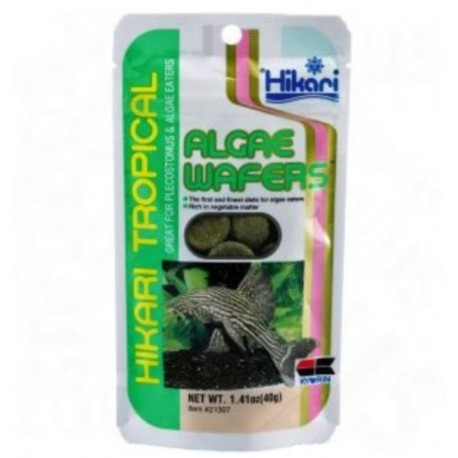 HIKARI TROPICAL ALGAE WAFERS 40gr