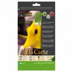GREEN SEAWEED A LA CARTE 15gr ALGUES VERTES - AQUARIUM SYSTEMS