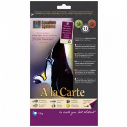 PURPLE SEAWEED A LA CARTE 15gr ALGUES VIOLETTES - AQUARIUM SYSTEMS