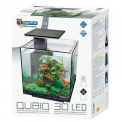 SUPERFISH QUBIQ 30 LED - 30 LITRES