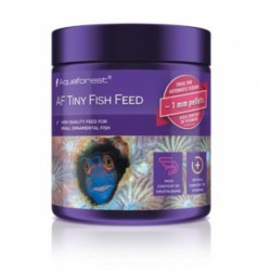 AQUAFOREST AF TINY FISH FEED 120GR