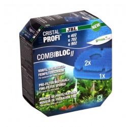 MOUSSE JBL COMBIBLOC II POUR CRISTAL PROFI e402/702/902