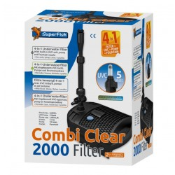 FILTRE COMBI CLEAR 2000 SUPERFISH