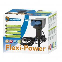PRISE DE COURANT FLEXI POWER