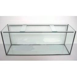 aquarium / cuve nue en verre collé 80x40x50cm - 160 litres