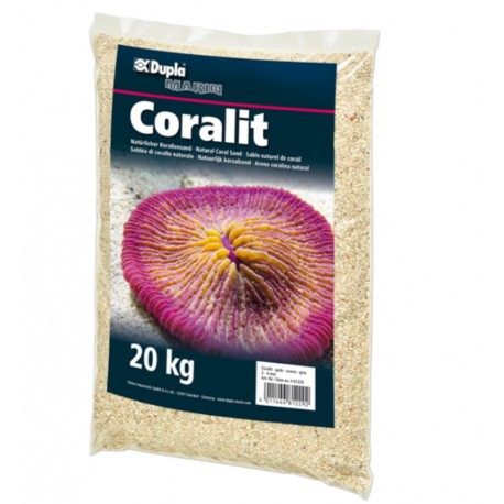 SABLE DE CORAIL 3mm - 20 kg