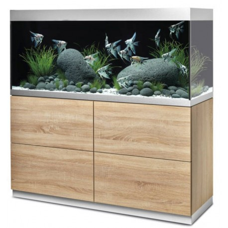 AQUARIUM & MEUBLE OASE HIGHLINE 400 CHENE
