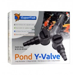 POND Y VALVE SUPERFISH