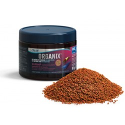 OASE ORGANIX SHRIMP GRANULATE 150ML - 80gr - nourriture pour poissons herbivores