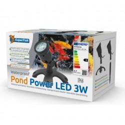 POND POWER LED 3W SUPERFISH