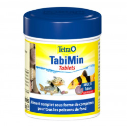 TETRA TABIMIN TABLETS 120 pastilles