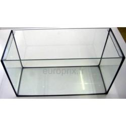 aquarium / cuve nue 80x30x40cm - 96 litres