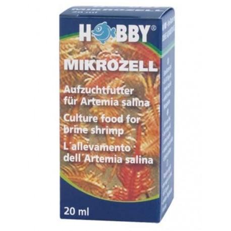 MIKROZELL -nourriture 2ème age - 20ml