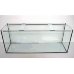 aquarium / cuve nue en verre collé 100x30x40cm - 120 litres