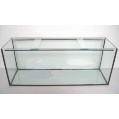 aquarium / cuve nue en verre collé 100x40x50cm - 200 litres